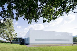 The Corning Museum of Glass Contemporary Art + Design Wing