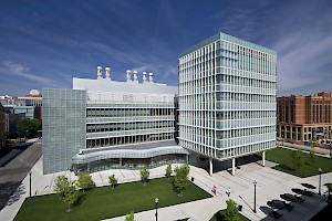The Ohio State University Chemical and Biomolecular Engineering and Chemistry Building